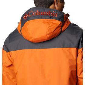 Columbia Challenger Pullover Men harvester/shark